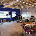 Our music and recording studio